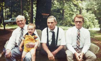 Allen Puckett, Sr; Allen Puckett, IV; Allen Puckett, Jr; Allen Puckett III