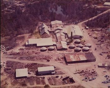 Columbus Brick Company 1950