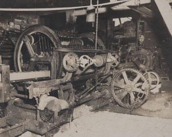 Brick Machinery from 1950